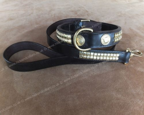 wide staffordshire bull terrier collar