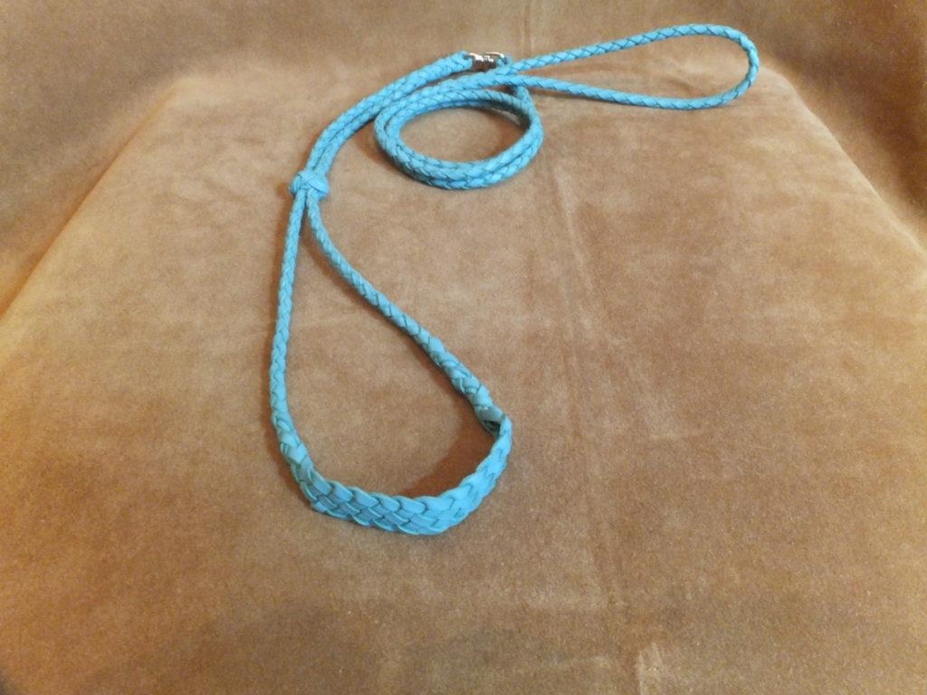 braided kangaroo comfort slide