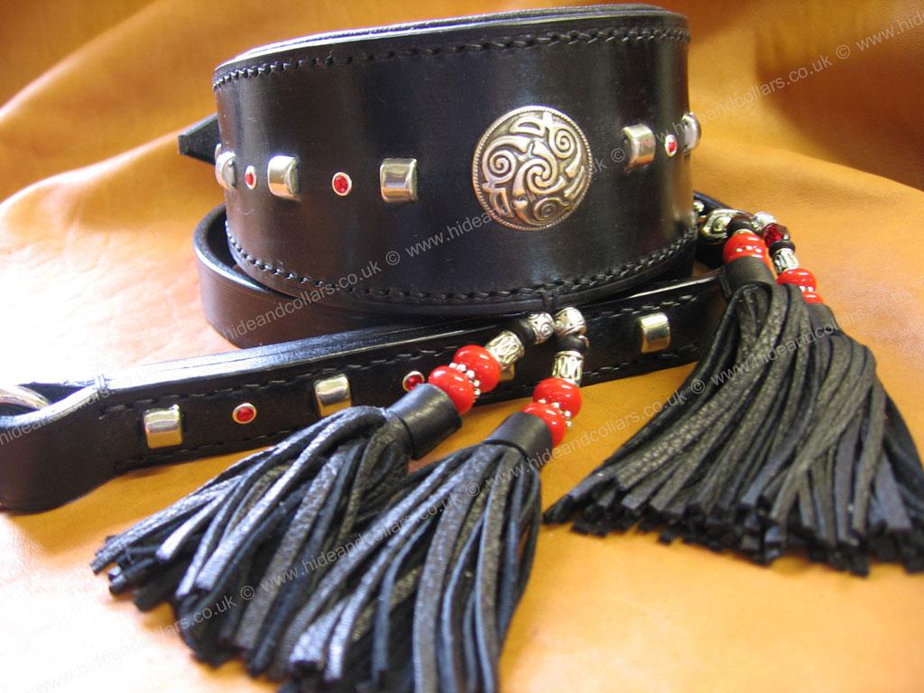 Saluki Collars and Afghan Collars