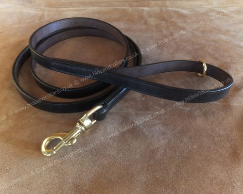 leather dog leads 183cm