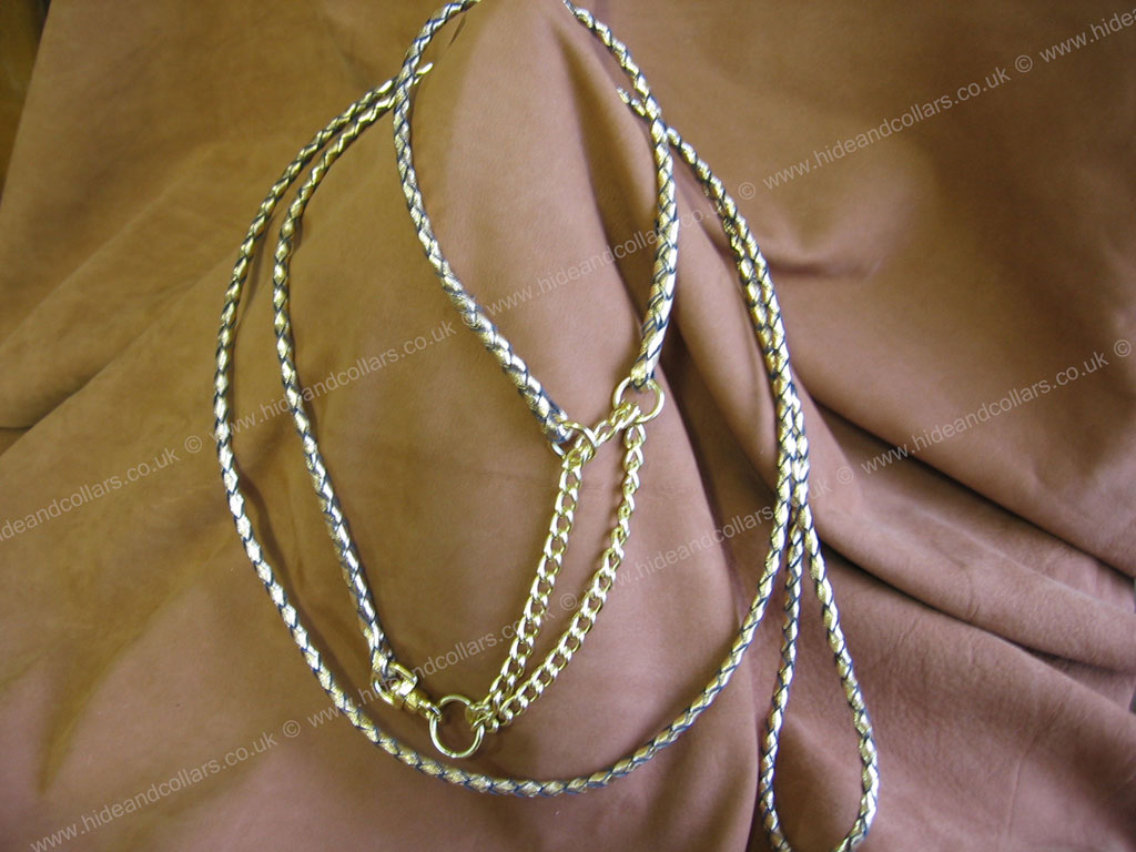 Braided Kangaroo leather Show Sets