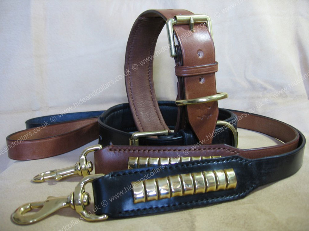 Leather Collars For Large Breeds