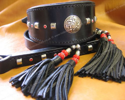 Saluki Collars and Afghan Collars